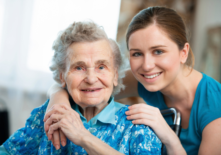 home health aide job description | above & beyond home care, Human Body
